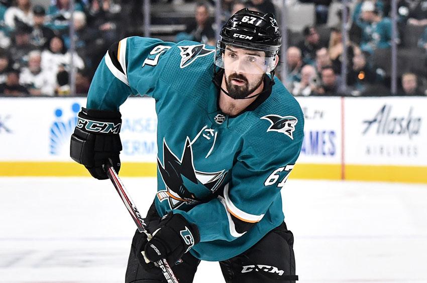Jacob Middleton San Jose Sharks