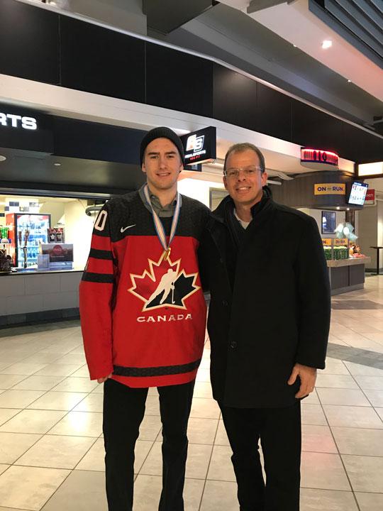 Michael McLeod Toronto