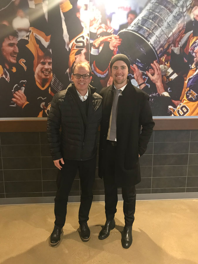 Tanner Pearson Pittsburgh